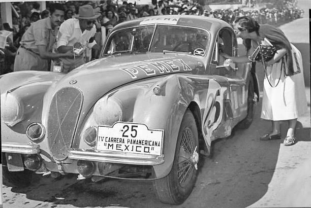 1953 Porsche Carrera PanAmericana