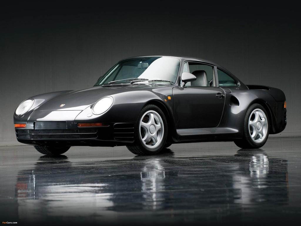 Porsche 959 1987–88 года